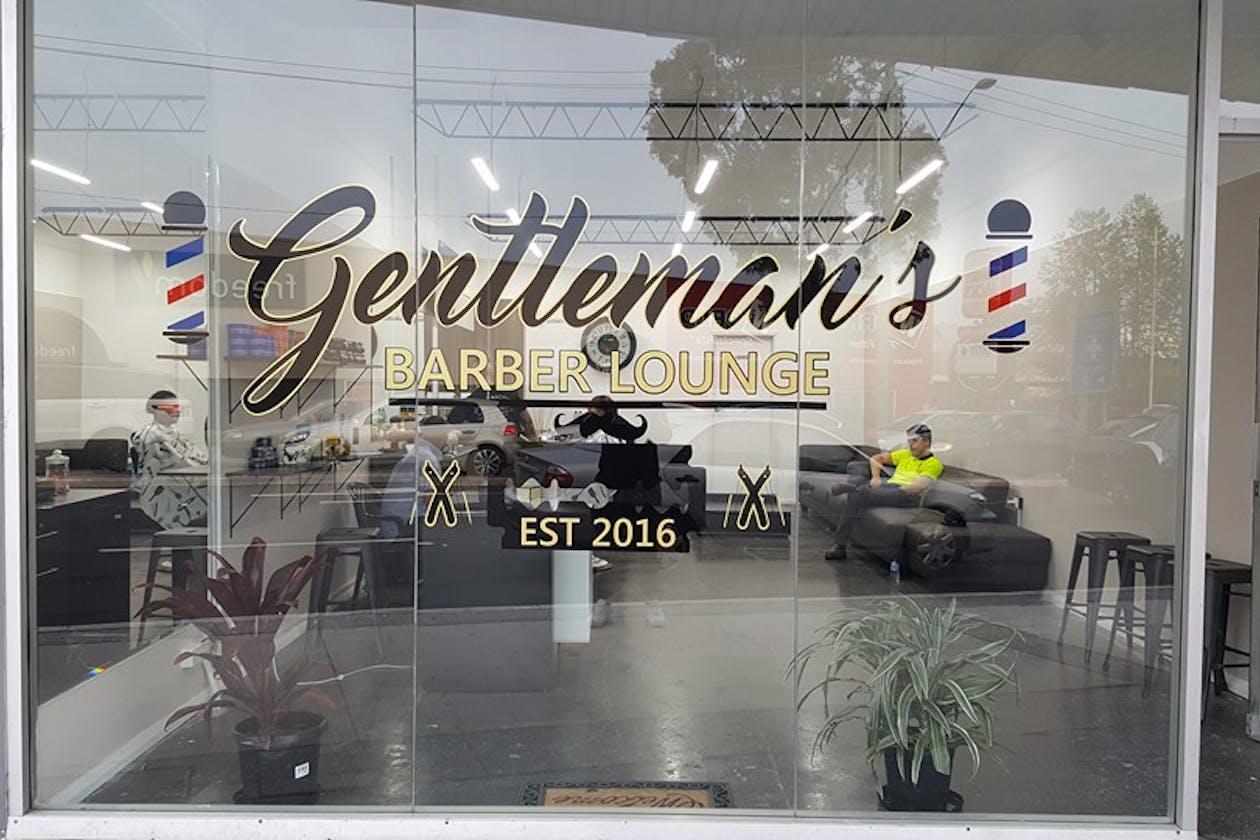 Gentleman's Barber Lounge