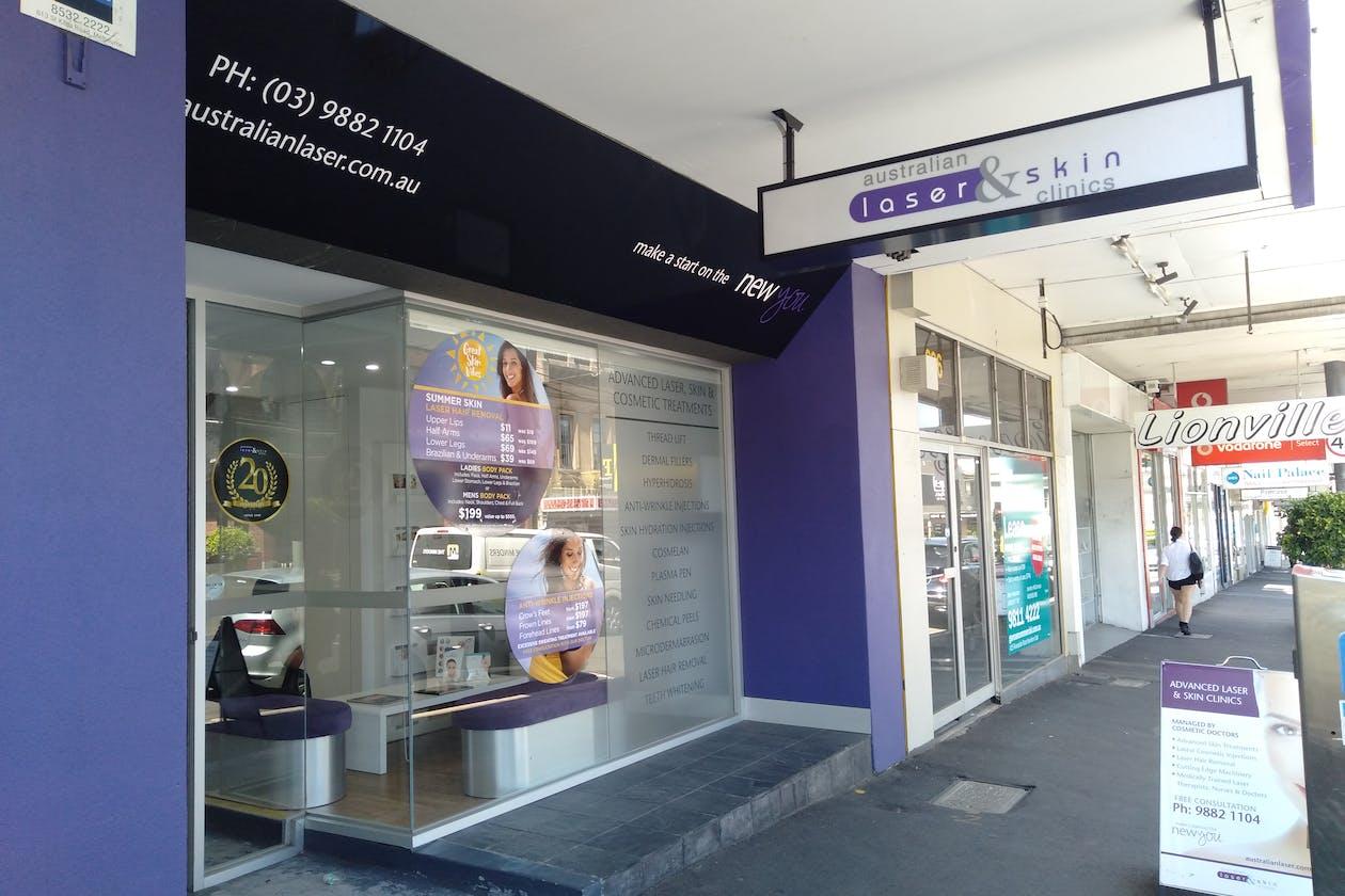 Australia Laser & Skin Clinic - Camberwell