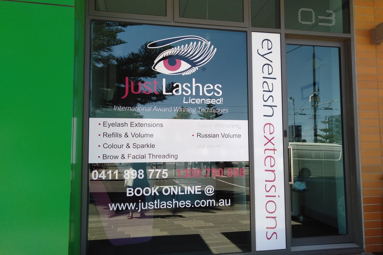 Just Lashes - Docklands