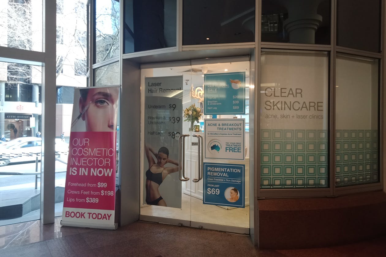 Clearskincare Clinics - Collins Street image 1