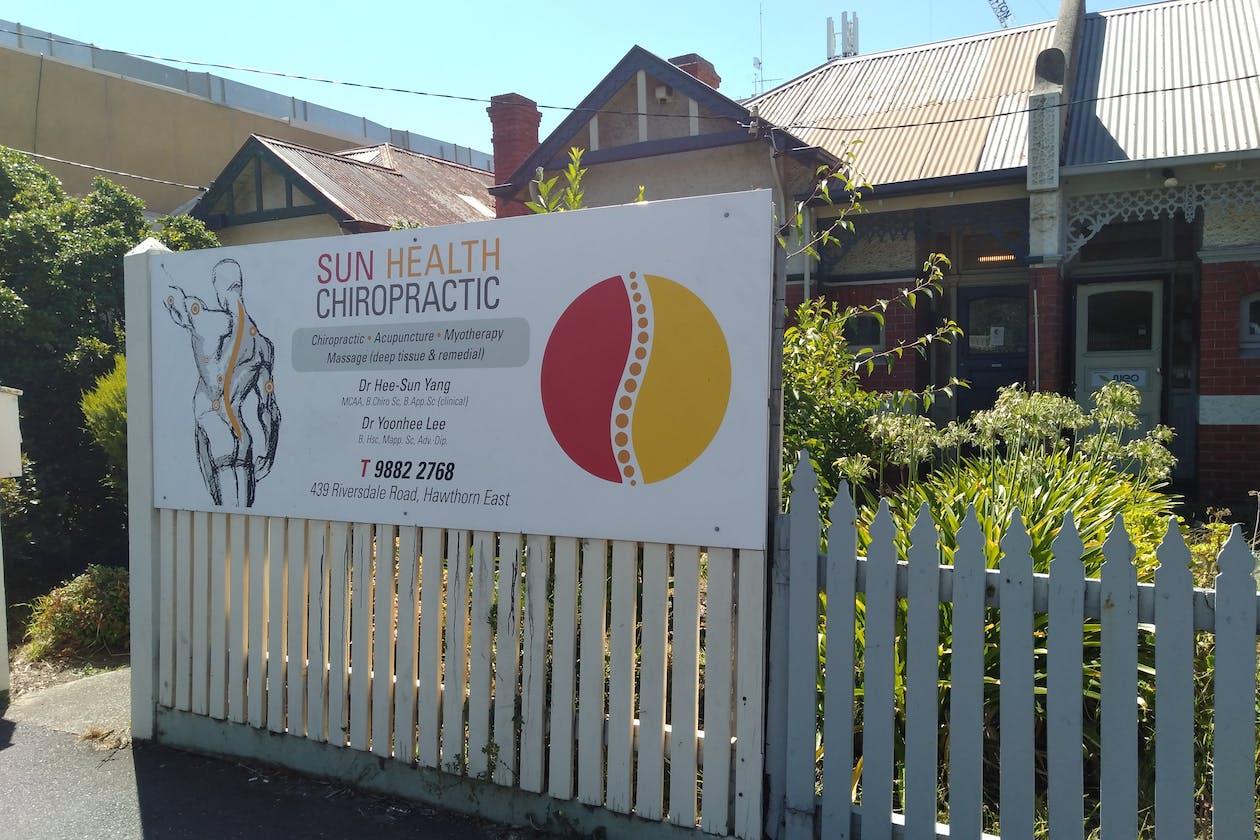 Sun Health Chiropractic