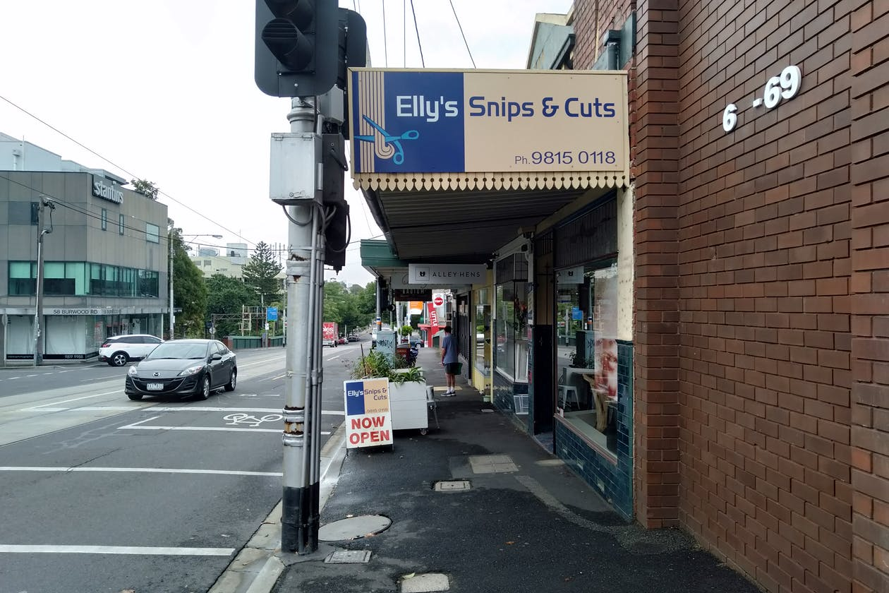Elly's Snips & Cuts
