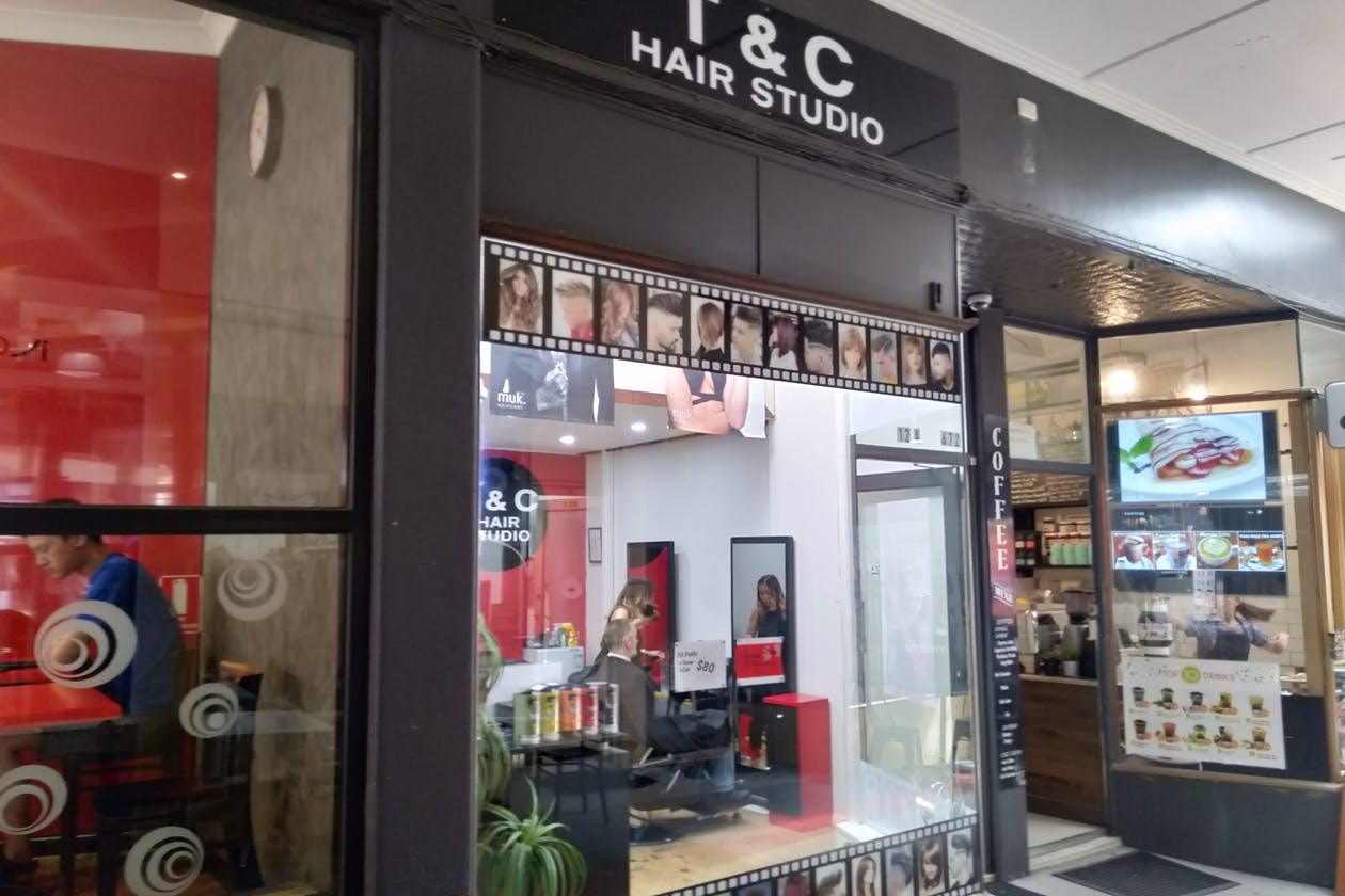 T&C Hair Studio