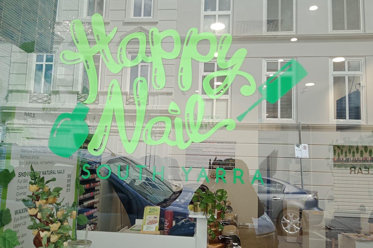 Happy Nail South Yarra