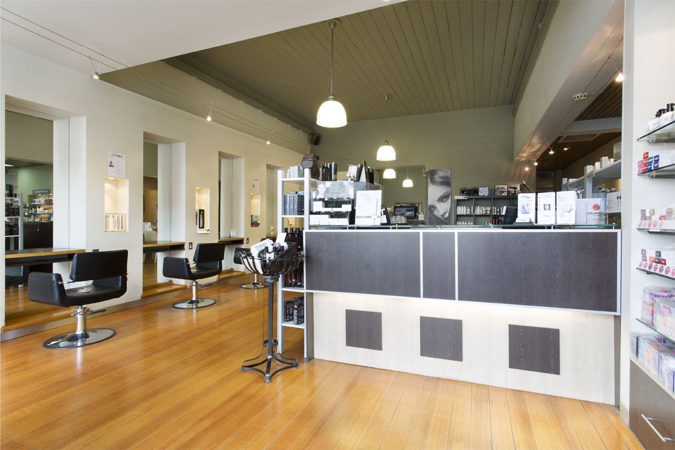 The Cutting Edge by Keyimage - Brunswick  Haircut and