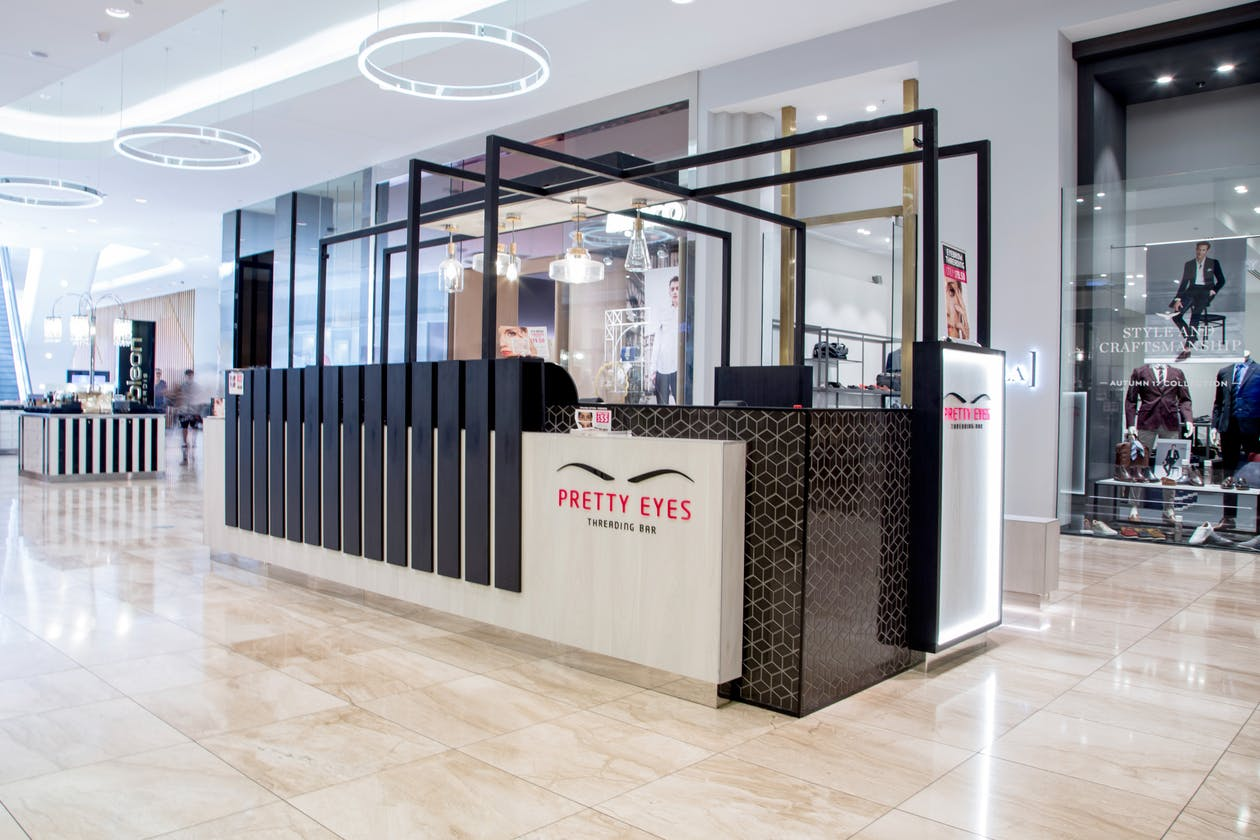 Pretty Eyes Threading Bar - Rundle Place