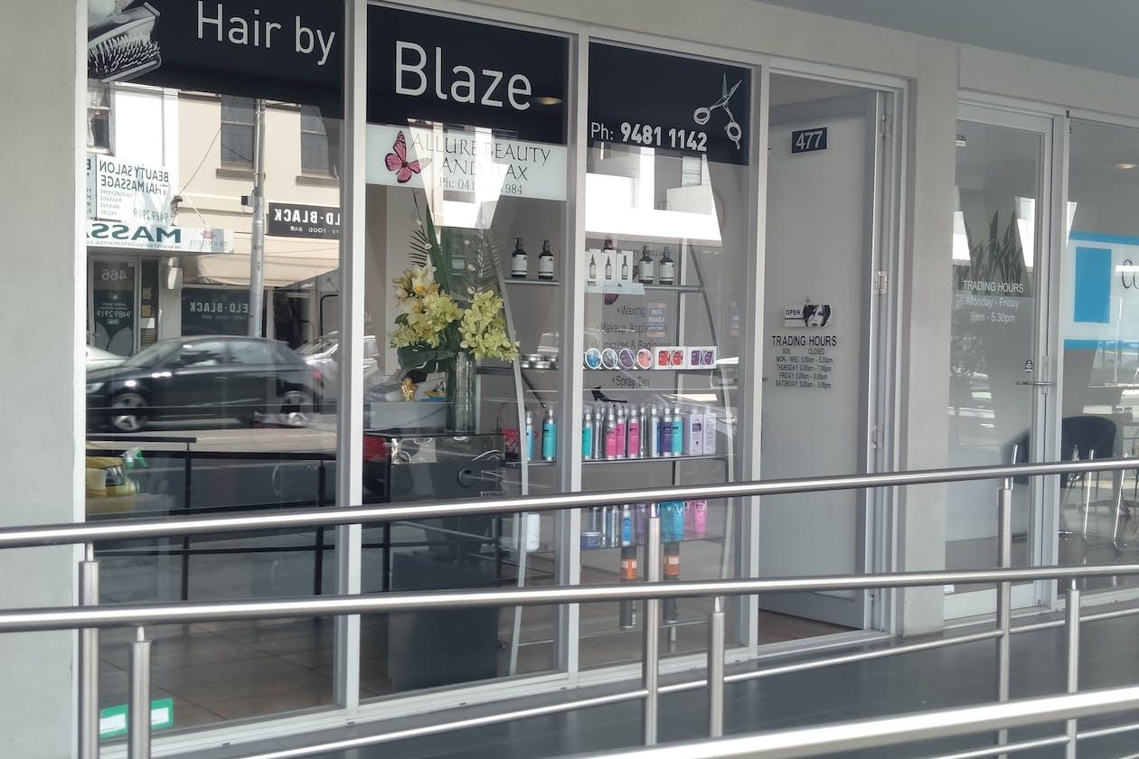 Hair by Blaze