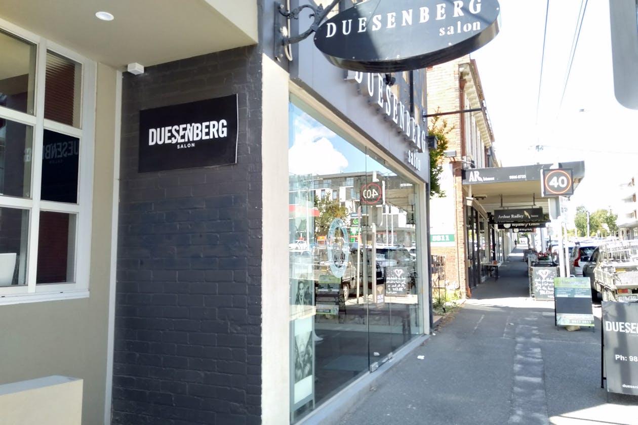 Duesenberg Salon
