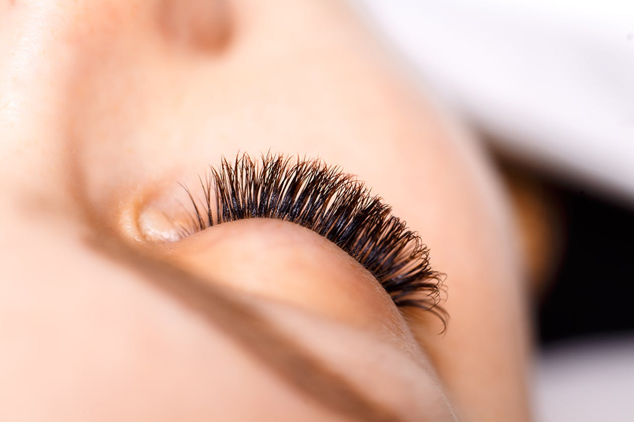 But First, Lashes image 1