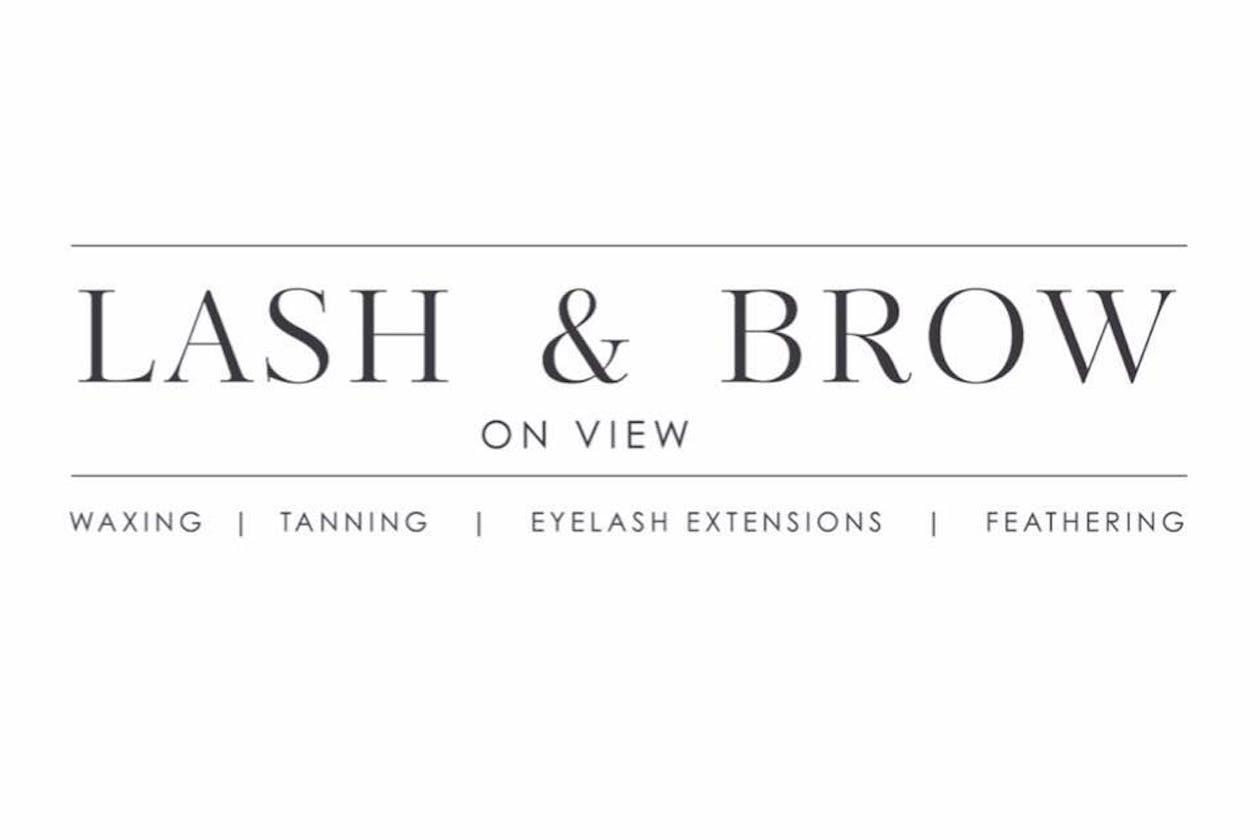 Lash & Brow on View