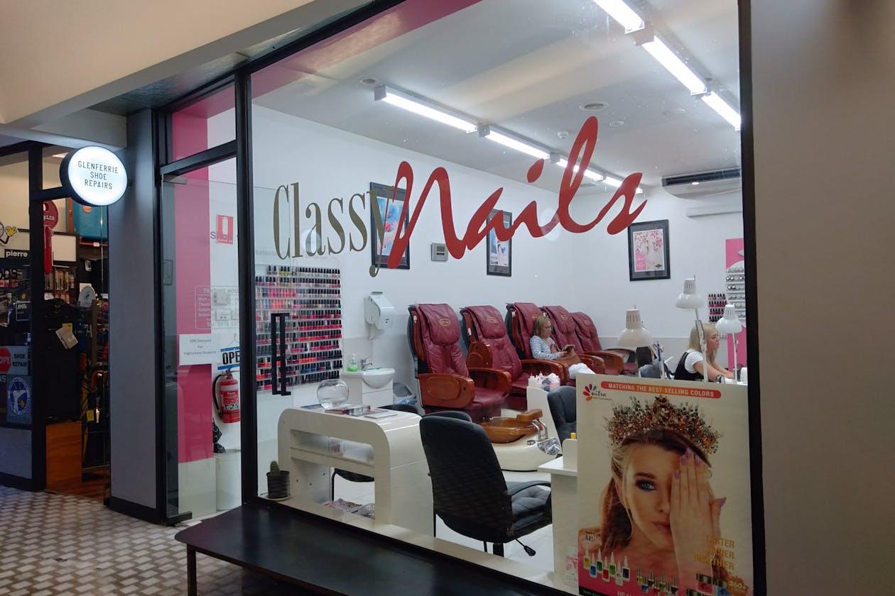 Classy Nails - Hawthorn