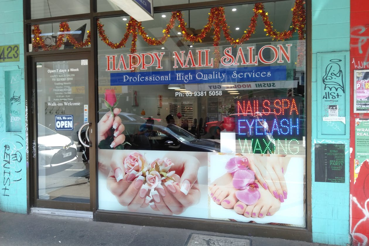 Happy Nail Salon - Brunswick