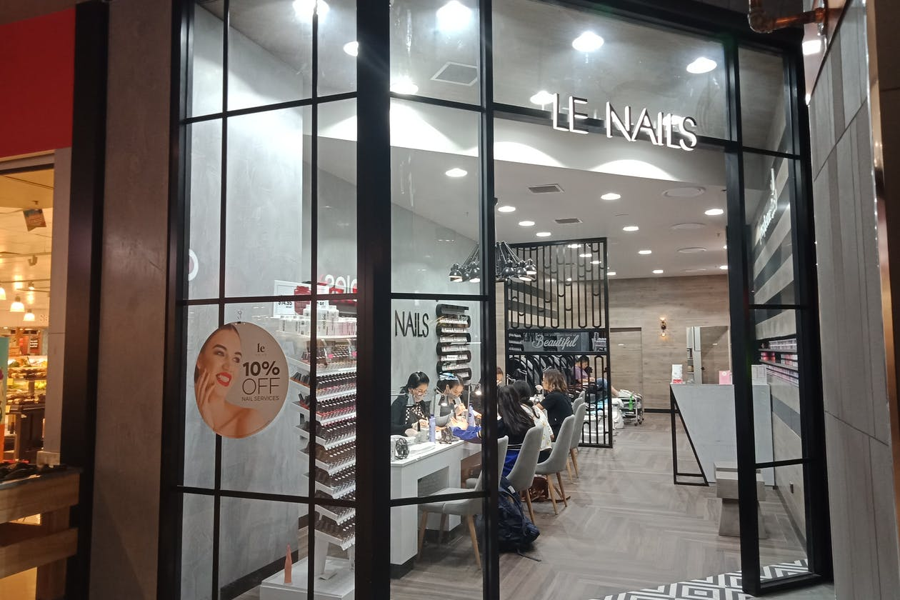 Le Nails - Glen Waverley
