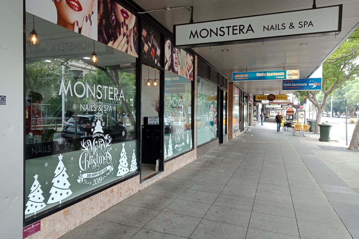Monstera Nails & Spa