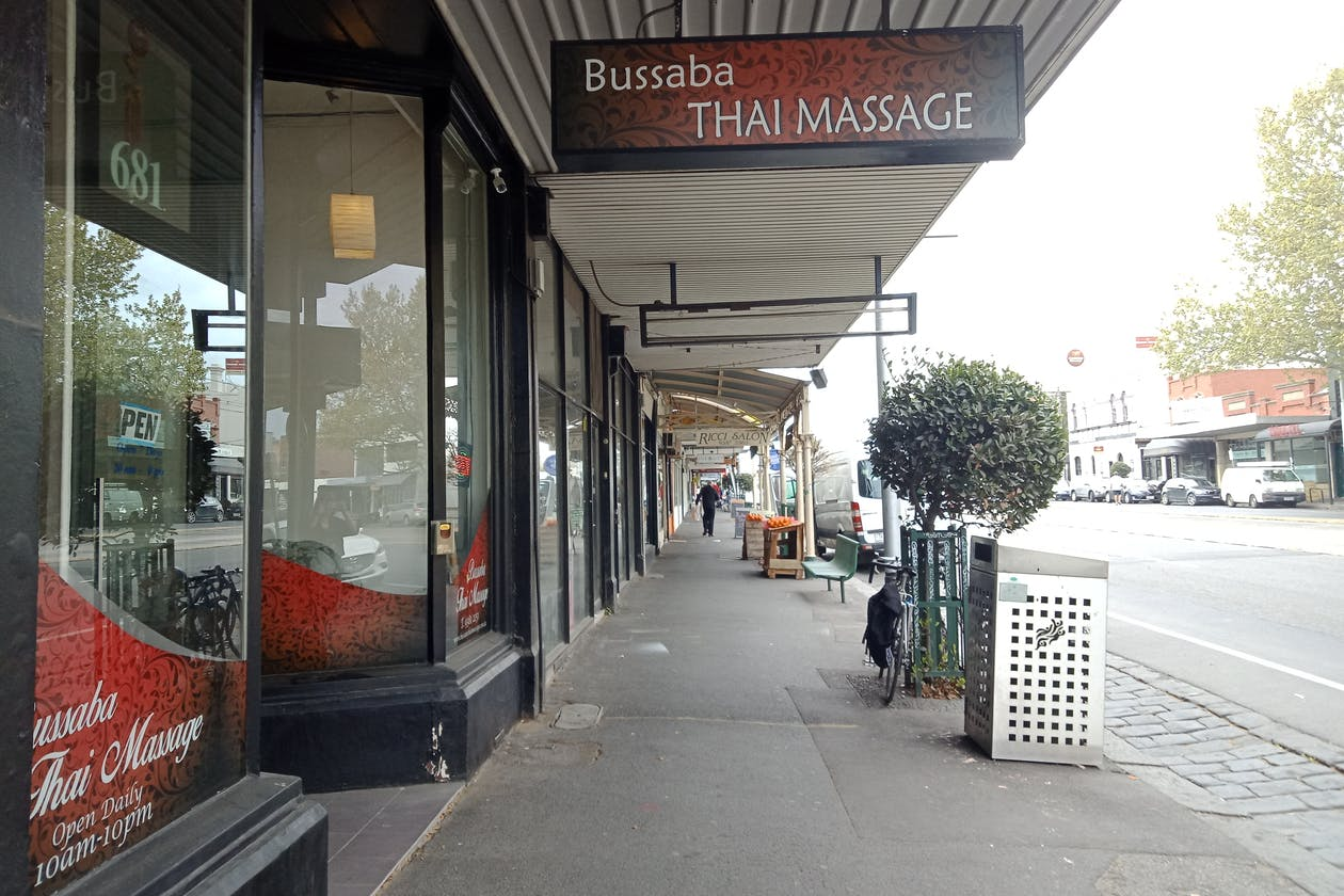 Bussaba Thai Massage - Carlton North