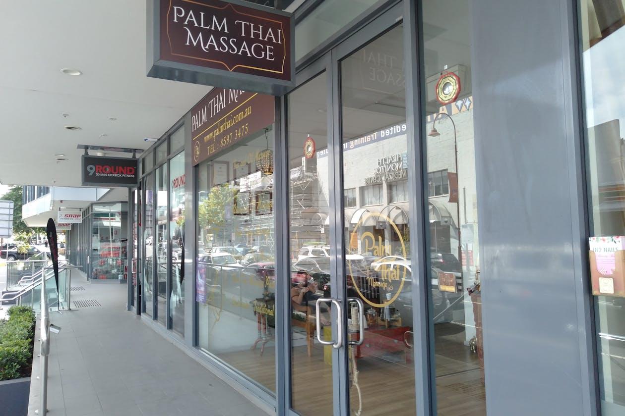 Palm Thai Massage - Heidelberg