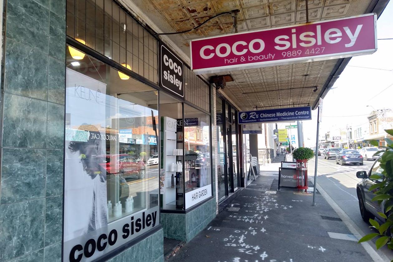 Coco Sisley