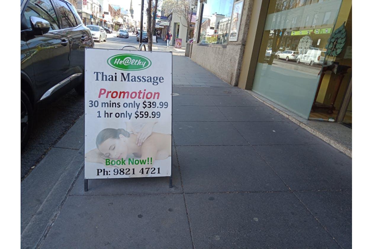 Healthy Thai Massage - South Yarra image 6