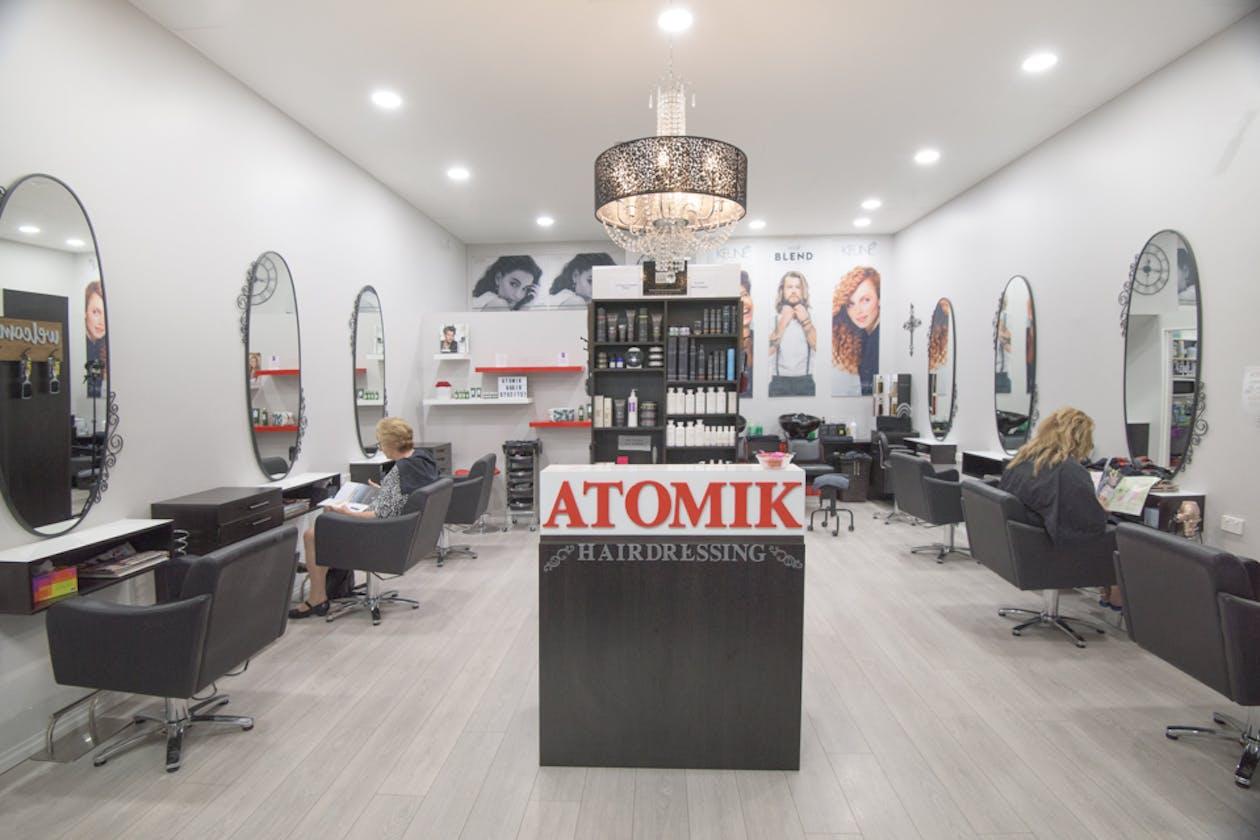Atomik Hairdressing