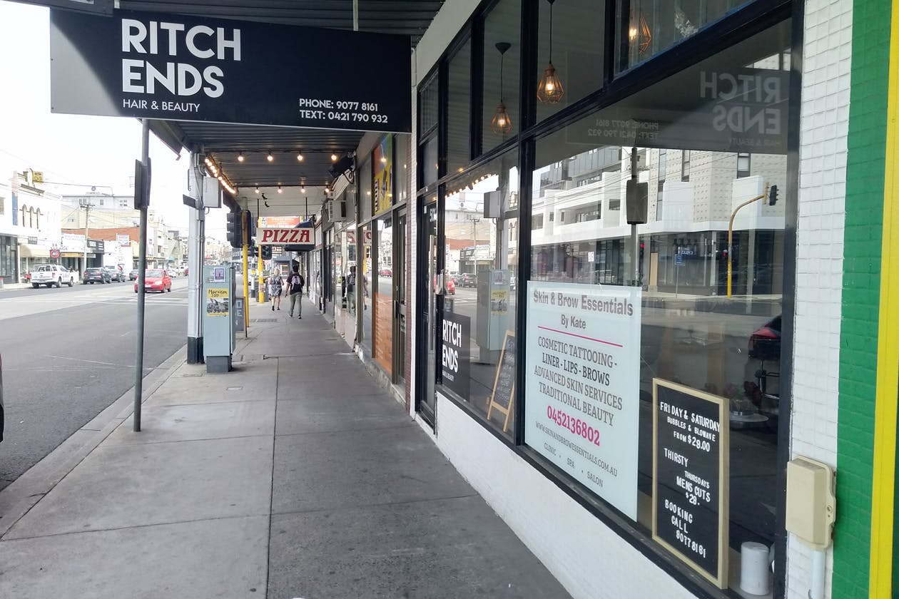 Ritch Ends Hair & Beauty