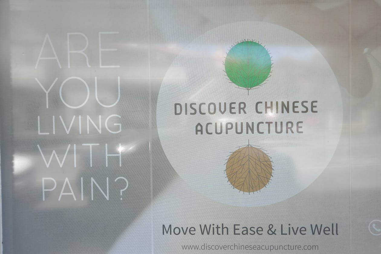 Discover Chinese Acupuncture