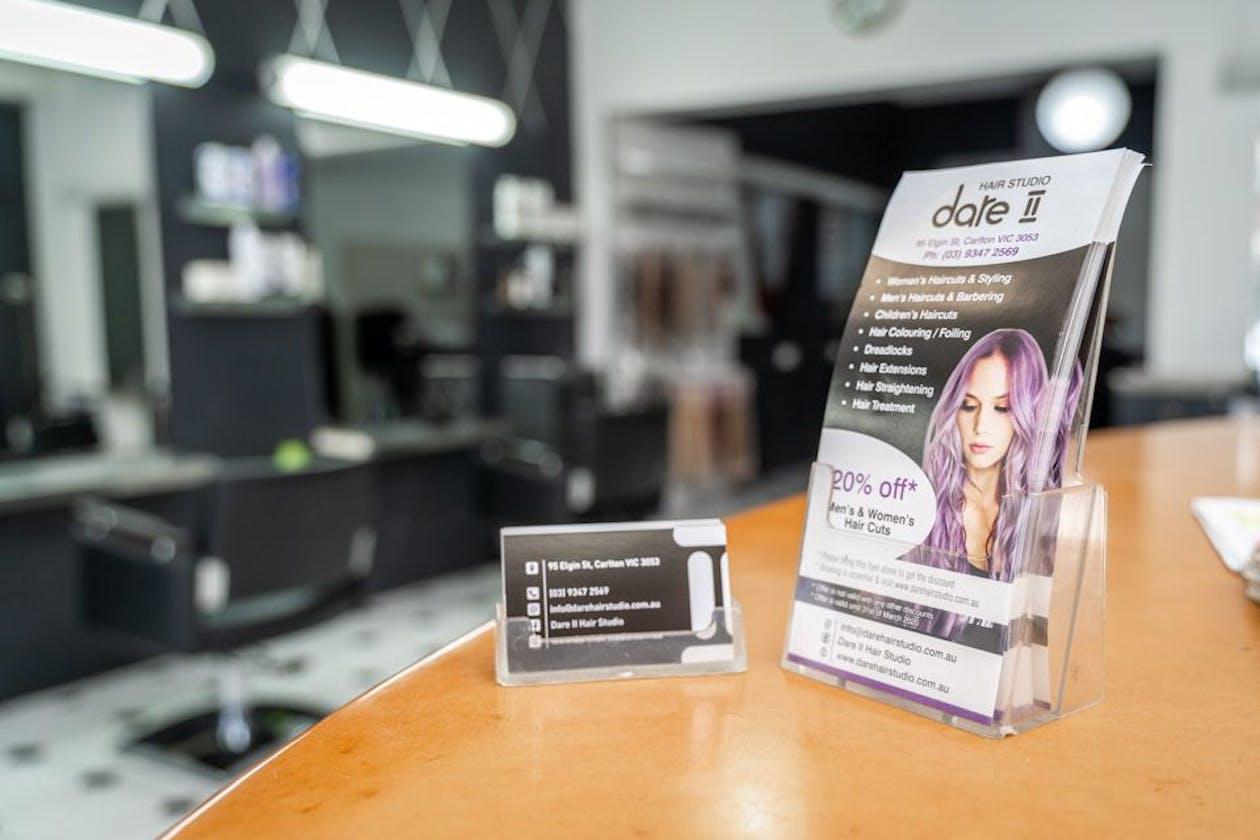 Dare II Hair Studio image 19