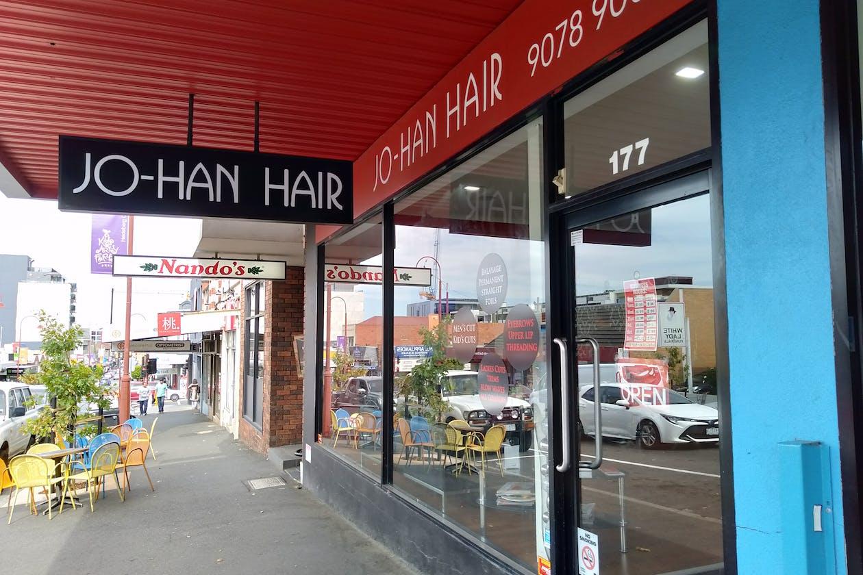 Jo-Han Hair