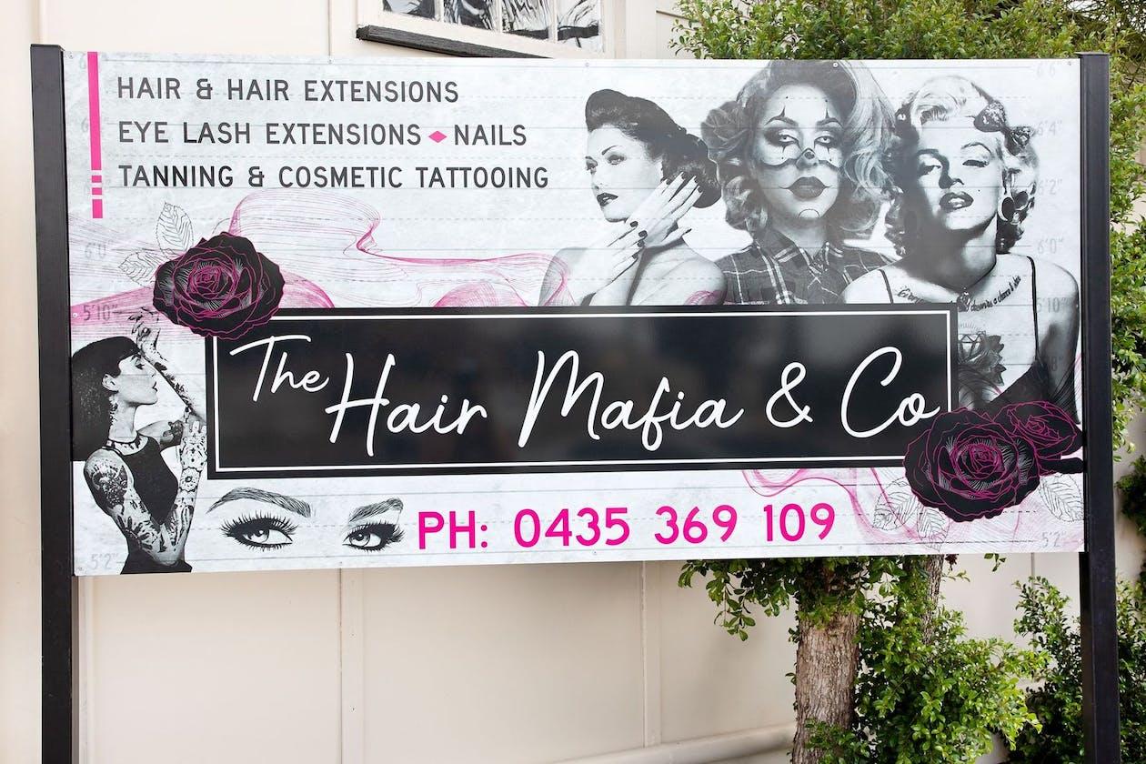 The Hair Mafia & Co. image 27