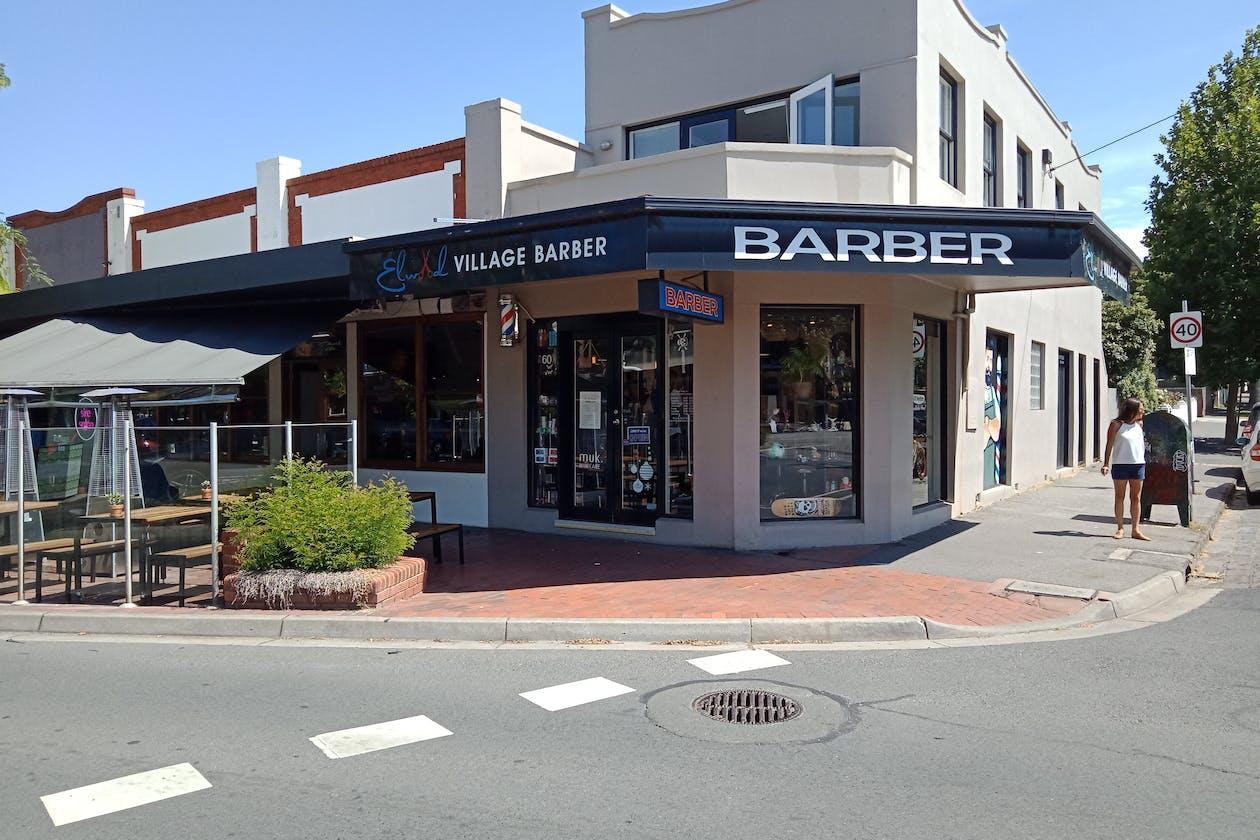 Elwood Village Barber