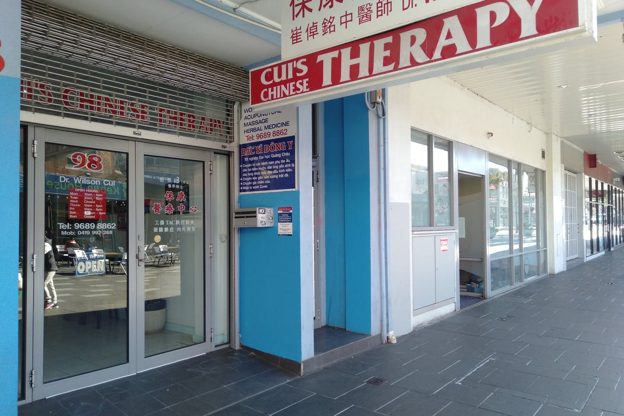 Cui's Chinese Therapy