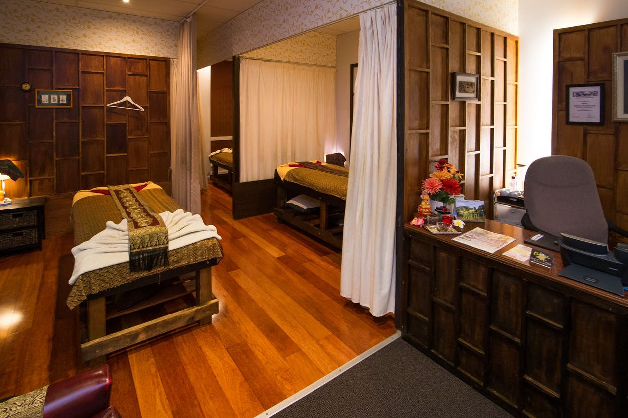 Oriental Thai Relaxation