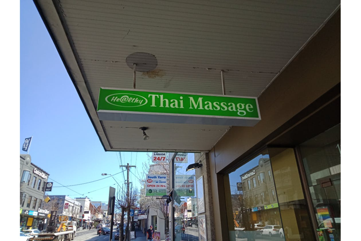 Healthy Thai Massage - South Yarra image 3