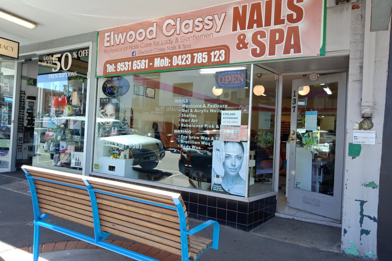 Elwood Classy Nails & Spa