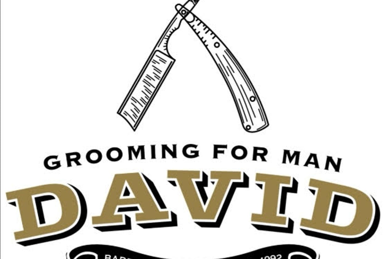 David Grooming For Man
