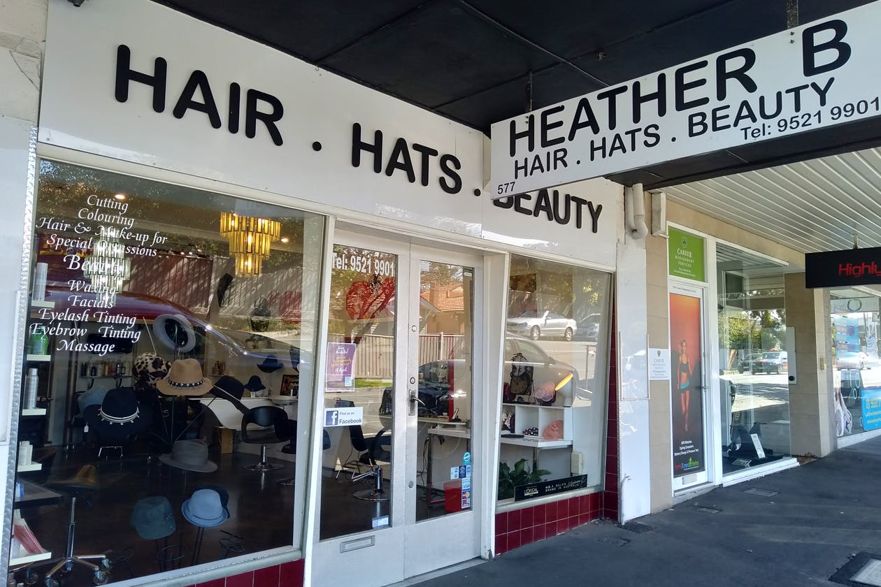 Heather B Millenry, Hair and Beauty