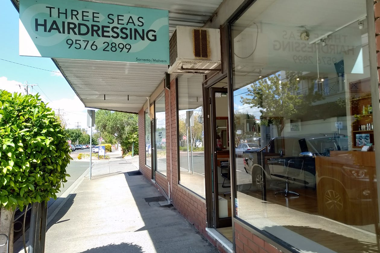 Three Seas Hairdressing - Malvern