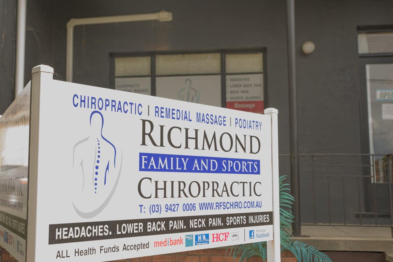 Richmond Family and Sports Chiropractic image 13