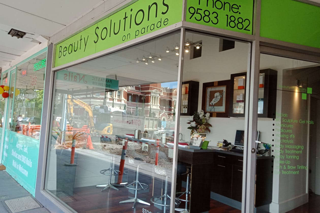 Beauty Solutions on Parade