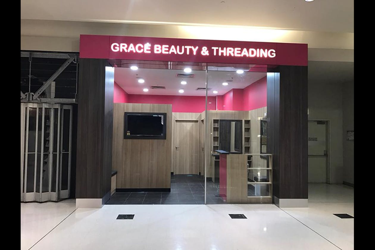 Grace Threading Redbank Plaza