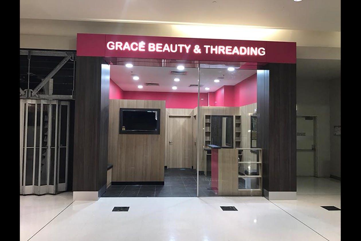 Grace Threading Redbank Plaza