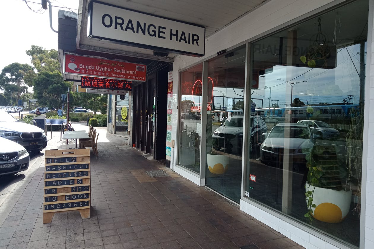 Orange Hair - Glen Waverley