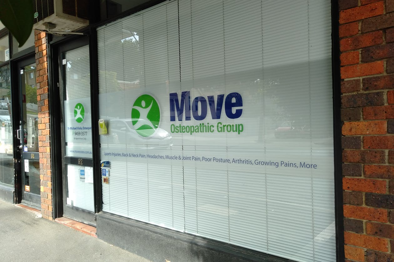 Move Osteopathic Group