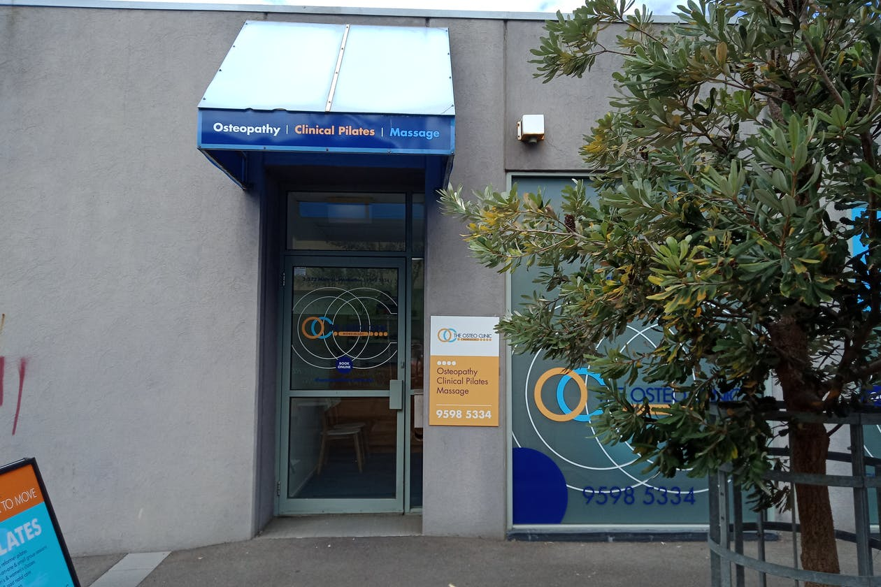 The Osteo Clinic - Mordialloc