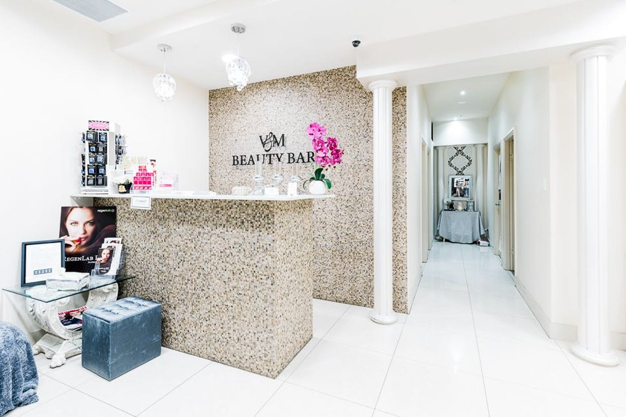 V&M Beauty Bar