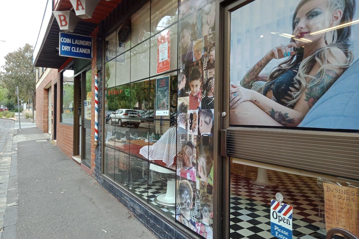 Oliver's Barber Shop