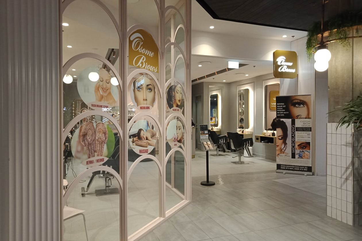 O'Some Brows - Glen Waverley
