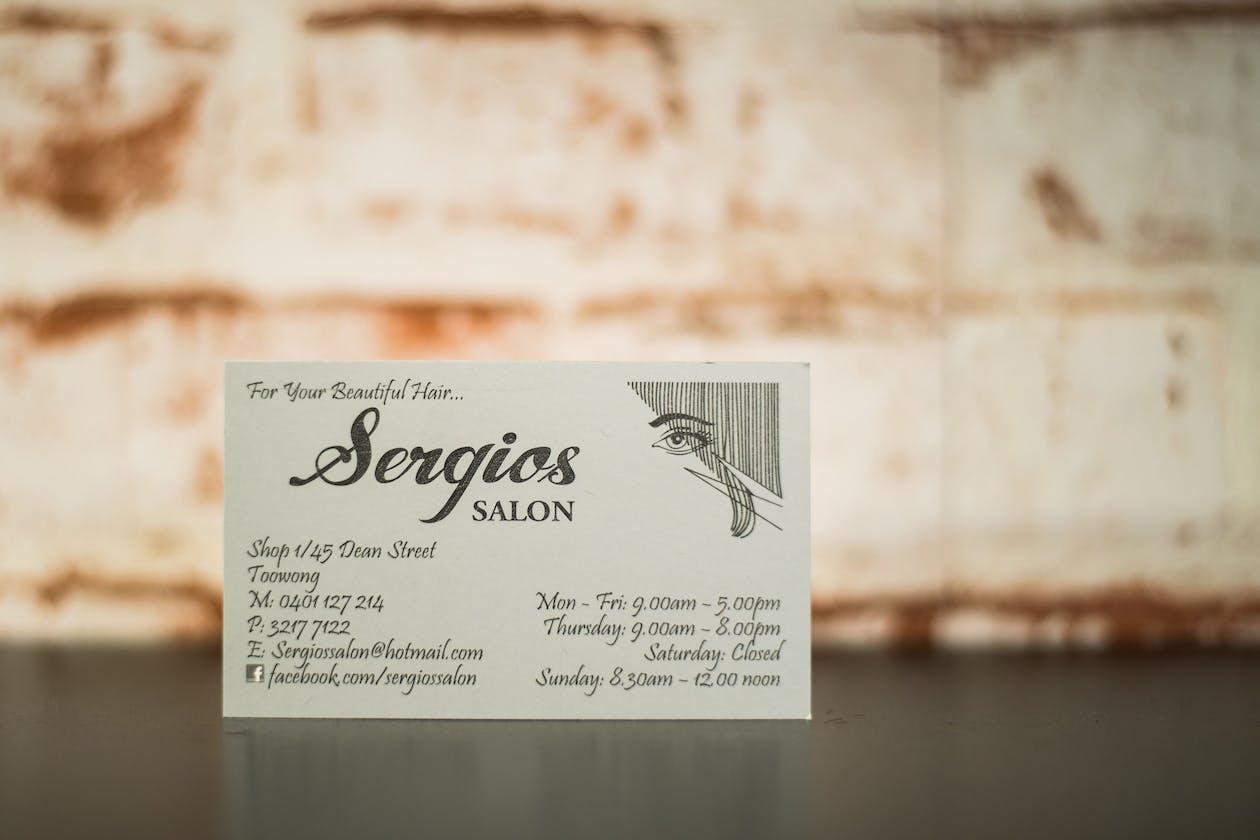 Sergio's Salon image 14