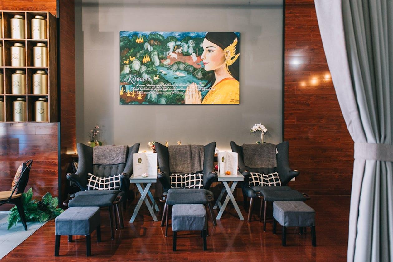 Kinnari's Thai Massage image 2