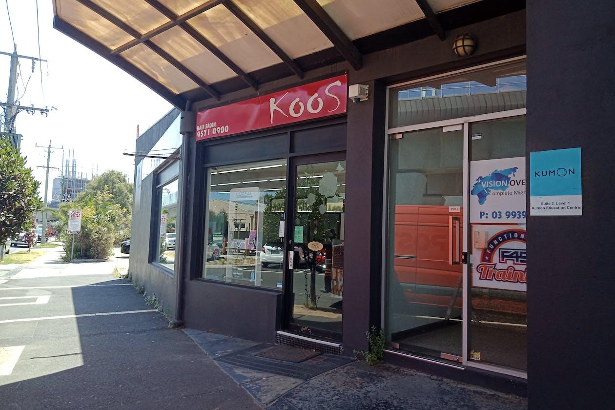 Koos Hair
