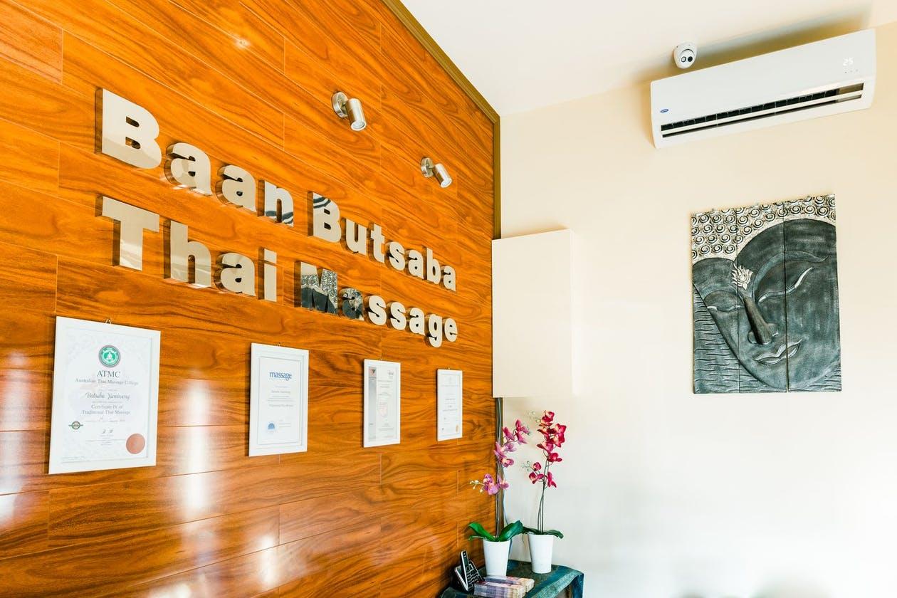 Baan Butsaba Thai Massage - Mascot